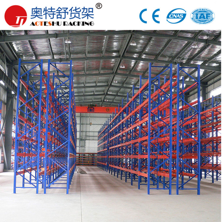 Heavy Duty Warehouse Steel Industrial Tray Shelving