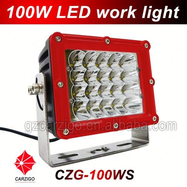 perfect quality IP67 water-proof for cargo truck 100w driving light