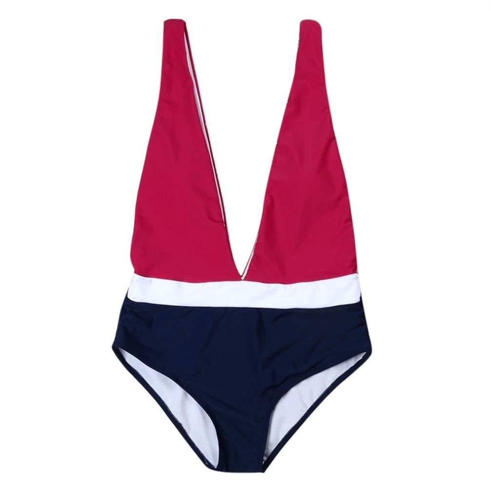 FAPIZI Clearance❀Women Bikini Set❀Hot Summer Ladies Sandy Beach{Padded}Bra Swimsuit Set/Beach Monokini Swimwear