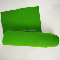 China suppliers high quality needle punched non woven Polyester felt fabric roll