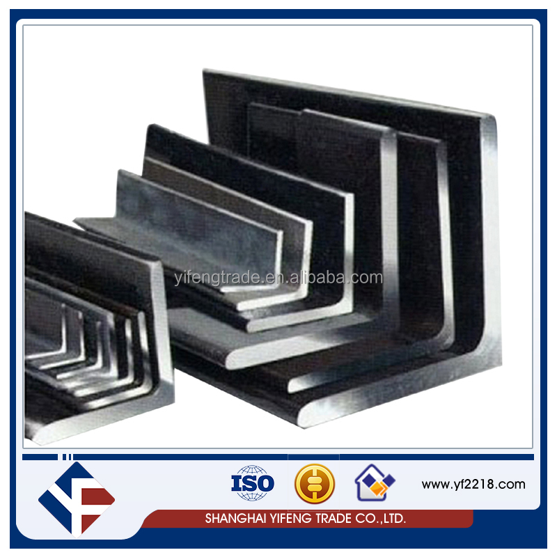 Fast supply speed Notch ductile steel angle iron weights
