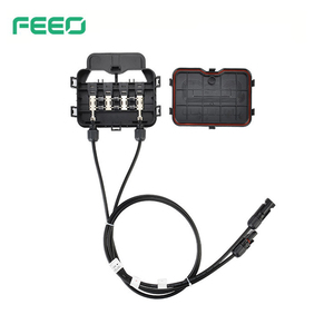 PV Mc4 Connector IP67 Waterproof Solar Accessories Photovoltaic Junction Box