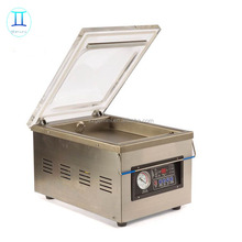 Desktop single chamber dz 400 vacuum packing sealer machine