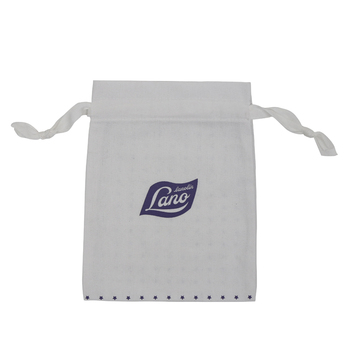 Custom Promotional non woven drawstring bag