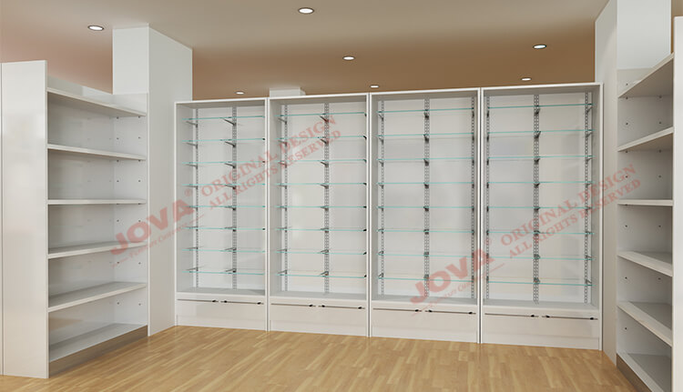 Modern High Quality Retail Medical Store Furniture With