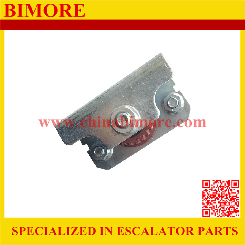34x20x38.5mm Elevator door motor belt pulley with bracket for Kone Selcom