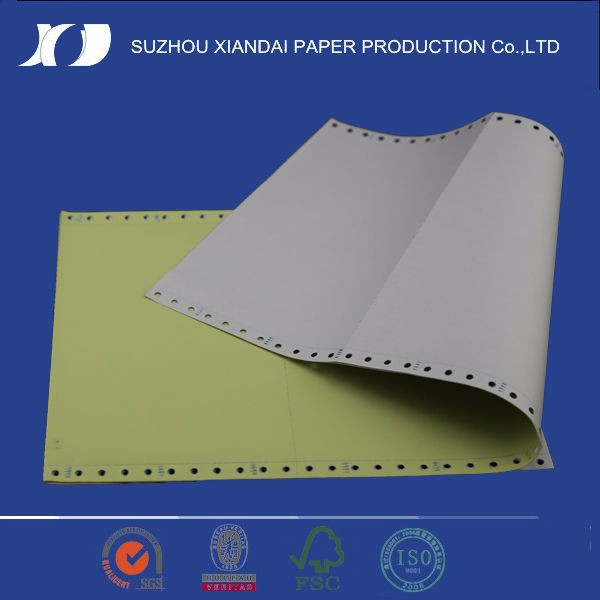 2019 wholesale 2 ply computer paper 9.5''x11'' 2000 sheets NCR form