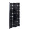 Factory hight efficiency low price 50W monocrystalline solar panel