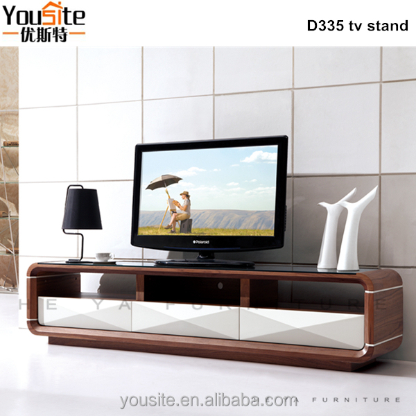Plywood Cabinet Tv Hall Living Room Furniture Designs India