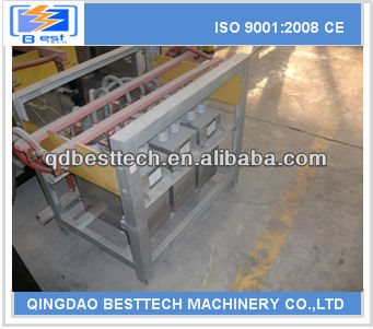 7 ton furnaces heating medium frequency induction