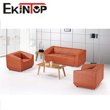 Foshan Lecong Furniture Low Price Wholesale Leather Lounge Sofa For ...