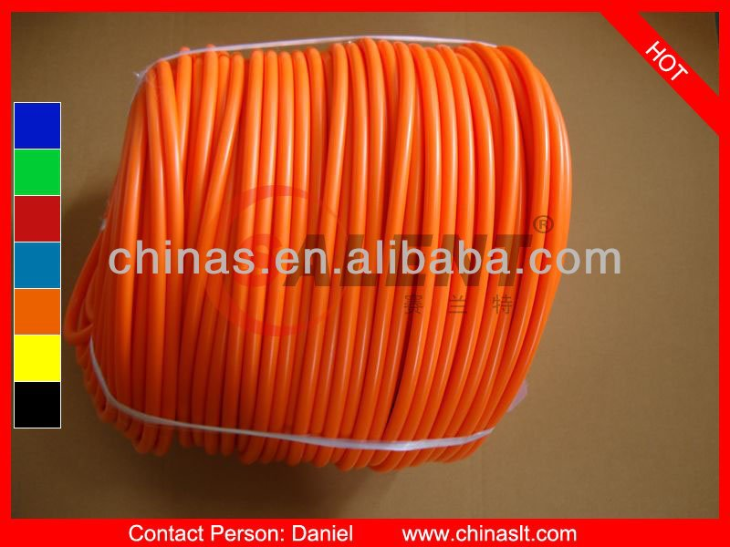 Hot water flexible heater silicone hose
