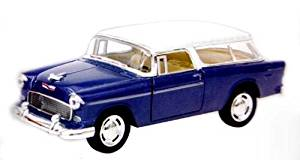 Die-Cast 1955 Chevy Nomad (choose from assorted colors)