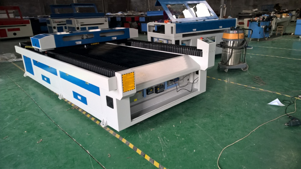 Large Size Fabric Co2 Laser Cutting Bed For Sale