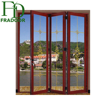 China Style Durable Bamboo Accordion Doors Buy Folding Door
