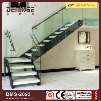 Staircase Glass Railing Designs Buy Staircase Glass Railing