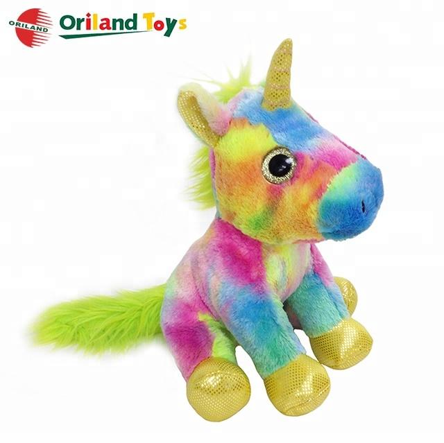 Unicorn Colorable Plush Toy