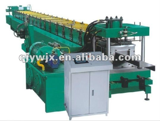 Z-Purline Lip Channel roll forming machine