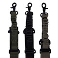 2016 Tactical 1 Single Point Adjustable Bungee Sling System Strap Hook new arrival