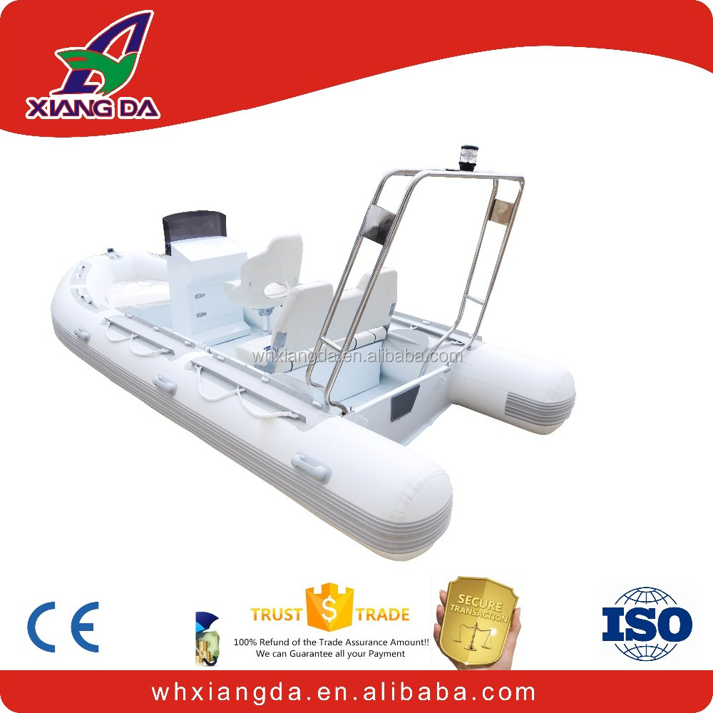 Good Quality Water Sports Inflatable RIB sailing boats yacht