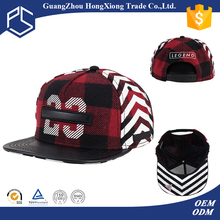 China producer custom/design your own snapback cap