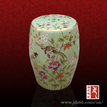 Swell Wonderful Flower Designs Outdoor Stool Ceramic Garden Furniture View Garden Furniture Tanglong Ceramics Product Details From Jingdezhen Tanglong Caraccident5 Cool Chair Designs And Ideas Caraccident5Info