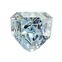 Natural Blue Diamond - GIA