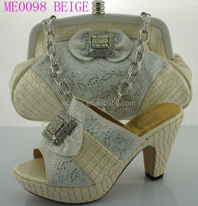matching beige supplier Italy factory ME0098 by shoes fashion bags BOawcxRqZ