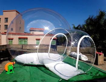 super popular f9174 272ea Transparent Pvc Big Inflatable Bubble Camping Tent For Outdoor - Buy Big  Inflatable Bubble Tent,Transparent Pvc Bubble Camping Tent,Inflatable  Bubble ...