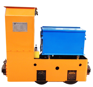 Hot Sale 2.5 T Explosion Proof Underground Subway Tunneling Mining battery locomotive For Sale