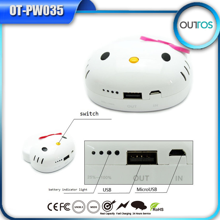 li 18650 battery charger hello kitty power bank charger for laptop