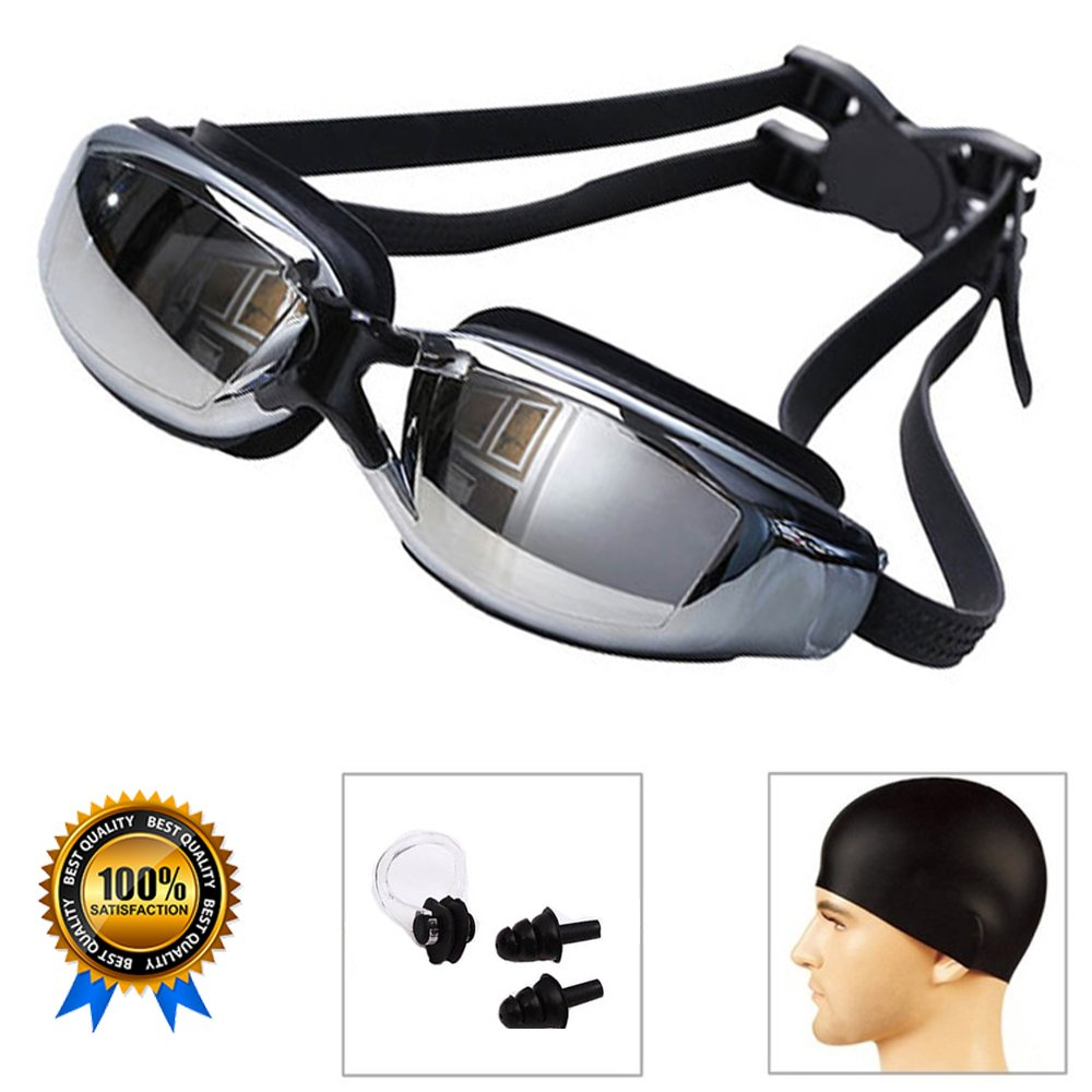 bddc497802 Get Quotations · Best Quality Swim Goggles by NEVATA