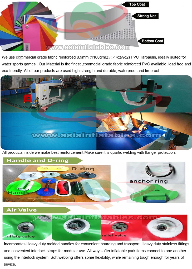 Inflatable Disco Boat Inflatable Water Spinner Gyro Flying Disco Ball