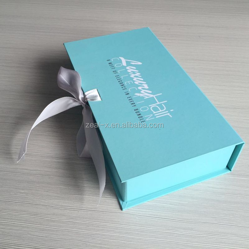 High Quality Luxury Flat Folding Hard Paper Gift Boxes For Women ...