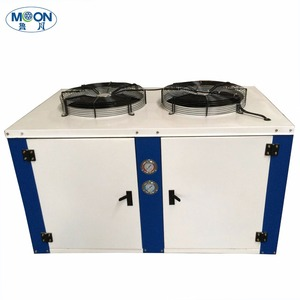 MOON cold room manufacturers design condensing unit with copeland compressor