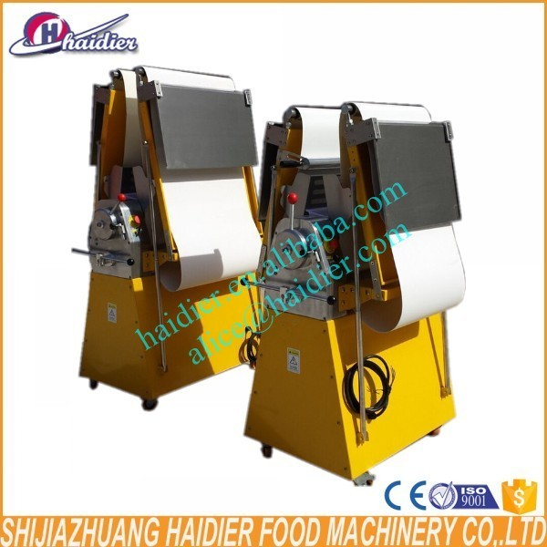 520mm electric commercial reversible manual pastry dough sheeter bakery bread dough sheeter hot sale