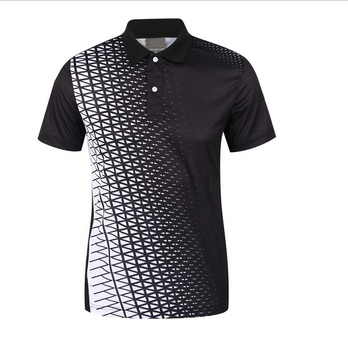 13918949 Custom Wholesale Polyester Hot Design Cricket Black Polo Shirt - Buy ...