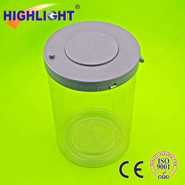 HIGHLIGHT loss prevention S051 clear plastic security alarm Infant formula EAS keeper box