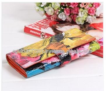 Hot sale high quality Genuine Leather Trendy Wallet, Purse