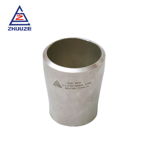 Customized Size Asme B16.9 Stainless Steel Concentric Reducer