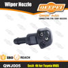 OE 85381-0D030 WINDSHIELD WIPER JET WASHER NOZZLE FOR Toyota VIOS 2001-2008