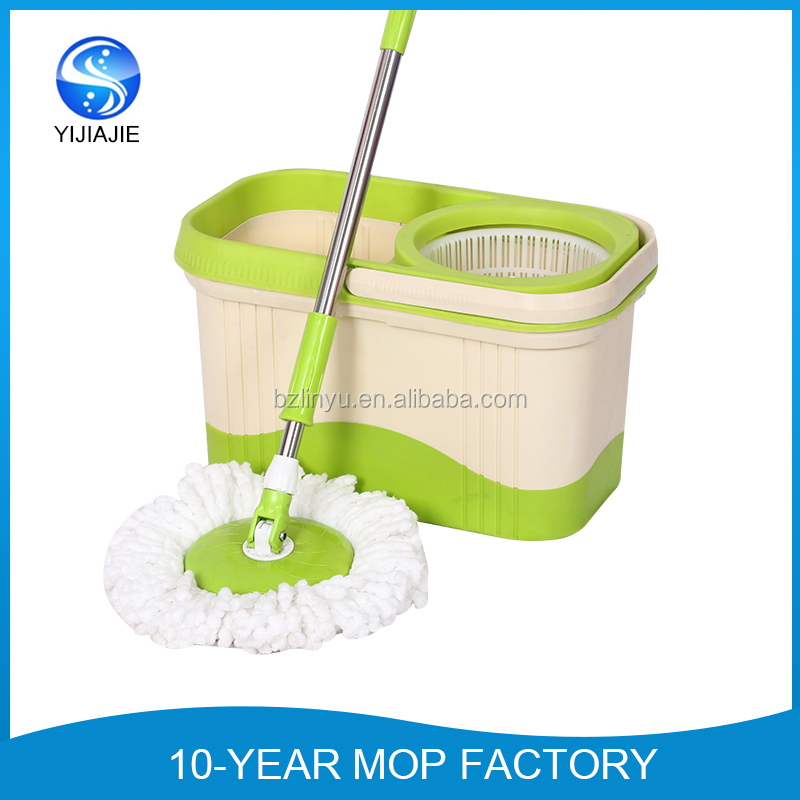 best selling double color spin mop as seen on tv