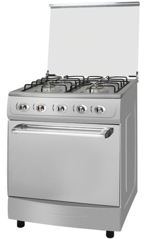 Low Price For 4 Burner Gas Cooking Range With Oven