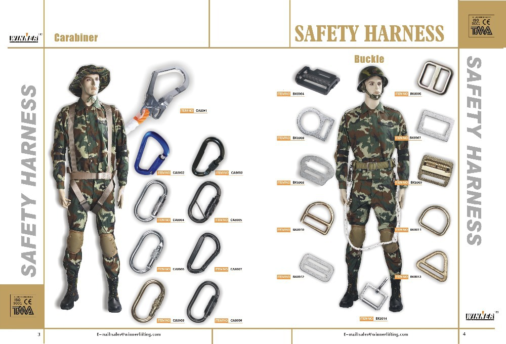 Half Body Safety Harness