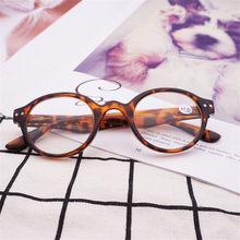 Iboode, новинка, Ретро стиль, круглые очки для чтения, женские, Ретро стиль, очки для чтения, Леопардовый принт, дальнозоркость, дальнозоркость, ...(Китай)
