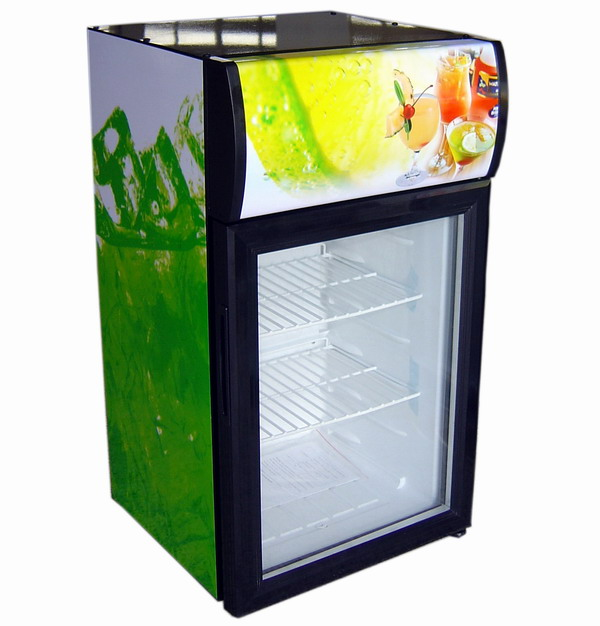 42l Energy Drink Fridgeglass Door Display Refrigerator Buy