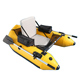cheap float tube PVC inflatable fishing belly boat