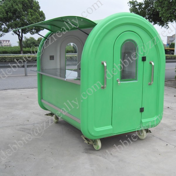 Best Selling In China Food Truck Mini For Sale