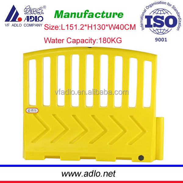 plastic expandable barrier/road security barrier/traffic safety manufacturers