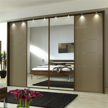 Sliding Doors Mirror Wardrobe